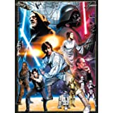 Buffalo Games Star Wars Vintage Art: The Circle is Now Complete - 1000 Piece Jigsaw Puzzle