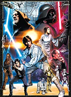 product image for Buffalo Games Star Wars Vintage Art: The Circle is Now Complete - 1000 Piece Jigsaw Puzzle