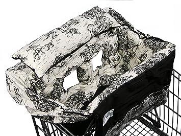 Amazon.com: Buggy Bagg Carrito de la compra, color negro ...