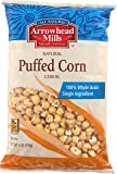 Arrowhead Mills Cereal, Puffed Corn, 6 oz. (Pack of 12)