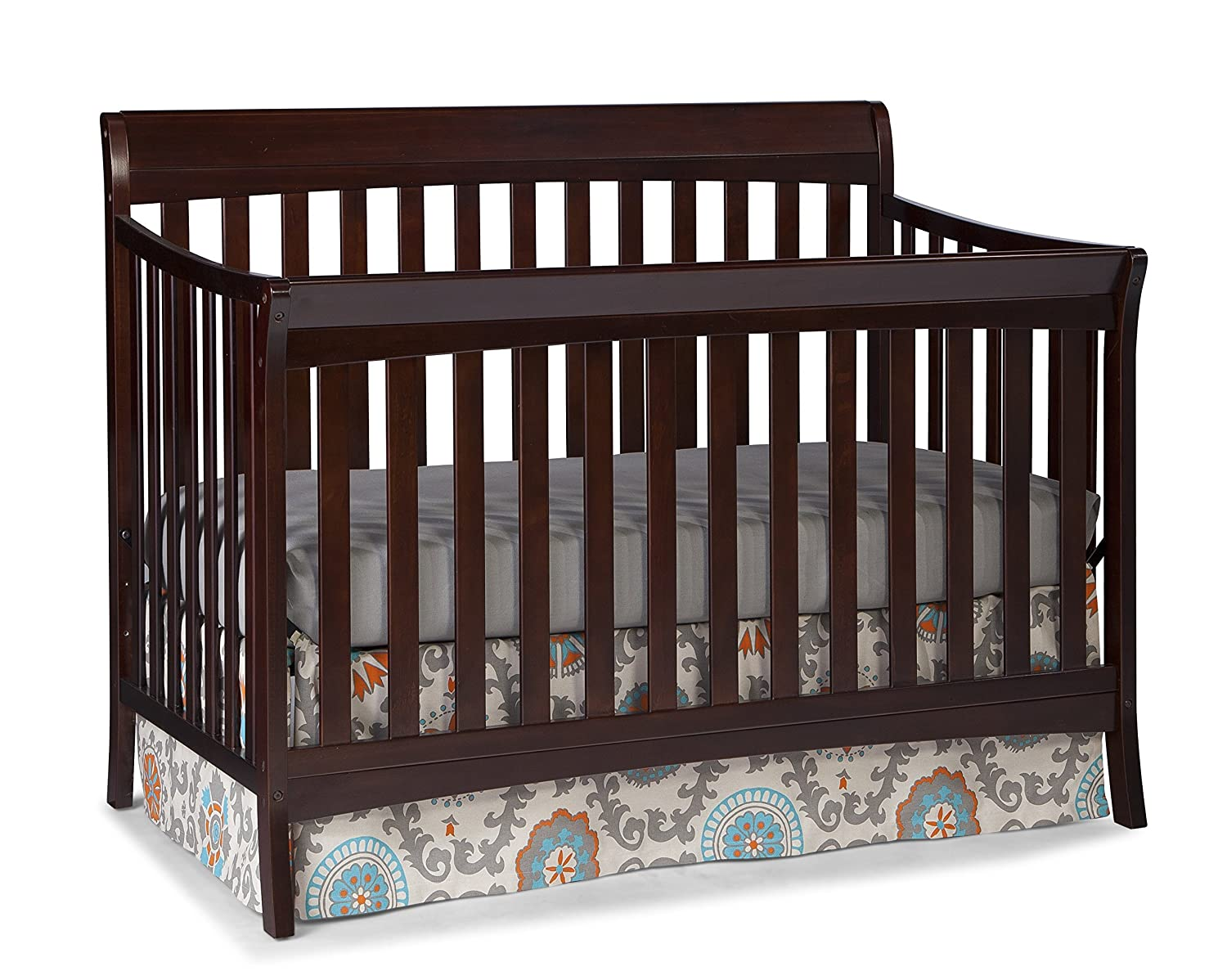 stork craft storkcraft product espresso in crib buy baby cribs en tuscany ca canada best convertible
