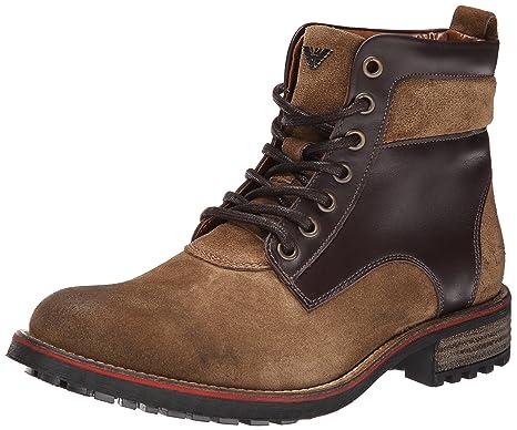 Armani Jeans Z6585 87 67 scarpe marrone  Amazon.it  Sport e tempo libero 9c619a137ae