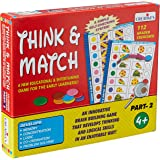 Creative Educational Aids 1059 Think and Match - II