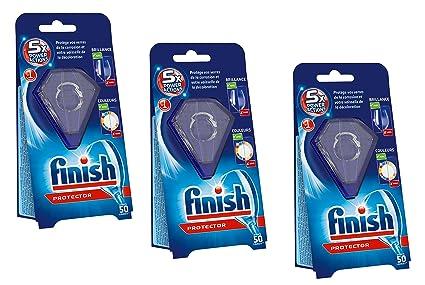 Finish lavavajillas Protector para vajilla Regular - 3 unidades