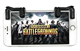 PUBG Mobile Game Controller, (The Third Generation) Mobile Phone Joystick Quickly Shoot And Aim Buttons L1R1 for PUBG/Knives Out And Rules Of Survival