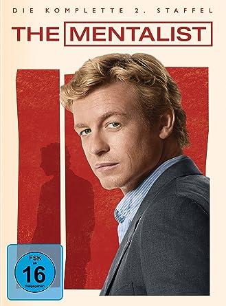 The Mentalist Die Komplette Zweite Staffel 5 Dvds