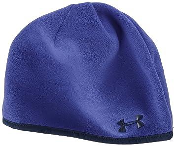 ec5256a3716 Under Armour UA Storm Women s Beanie Hat CGI Fleece Beanie Purple purple  Size One Size
