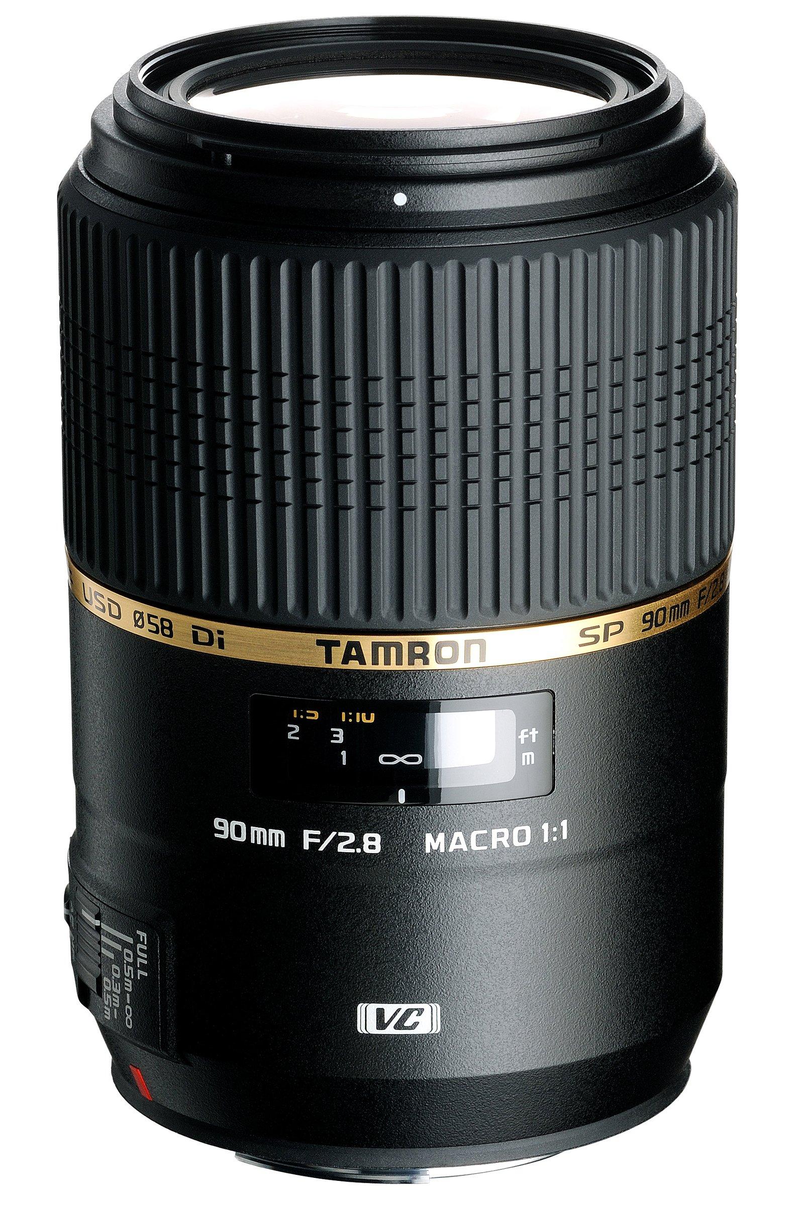 Mua Tamron SP 90mm F/2.8 Di MACRO 1:1 VC USD trên Amazon Nhật chính hãng 2021 | Fado
