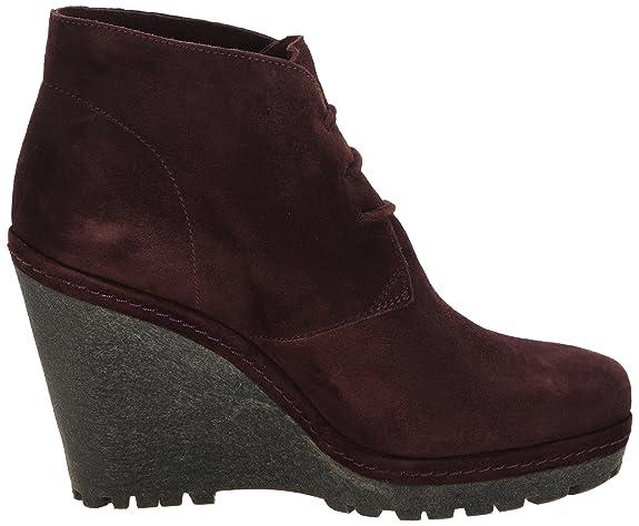 Sax 23908, Damen Halbstiefel, Rot (Rouge (Cachemire Bordo)), 40 EU:  Amazon.de: Schuhe & Handtaschen