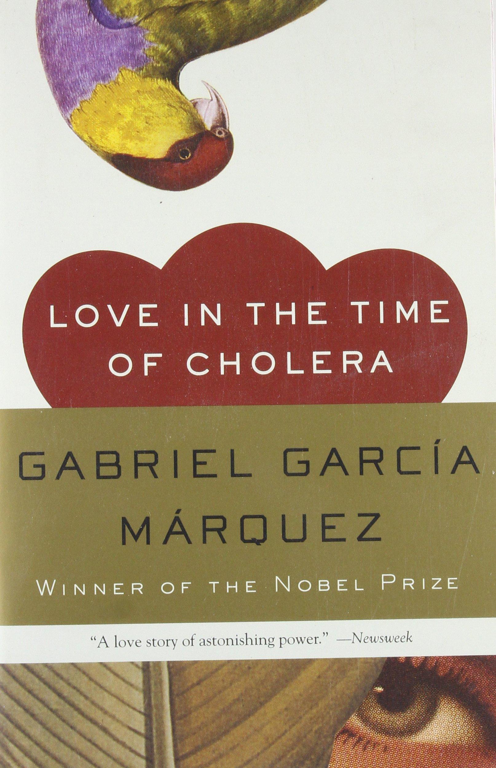 Amazon love in the time of cholera oprahs book club amazon love in the time of cholera oprahs book club 8601400332566 gabriel garcia marquez books fandeluxe Gallery