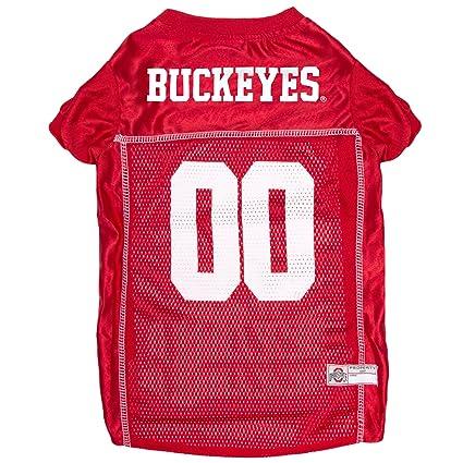 6ecaf0f25 Amazon.com   NCAA OHIO STATE BUCKEYES DOG Jersey