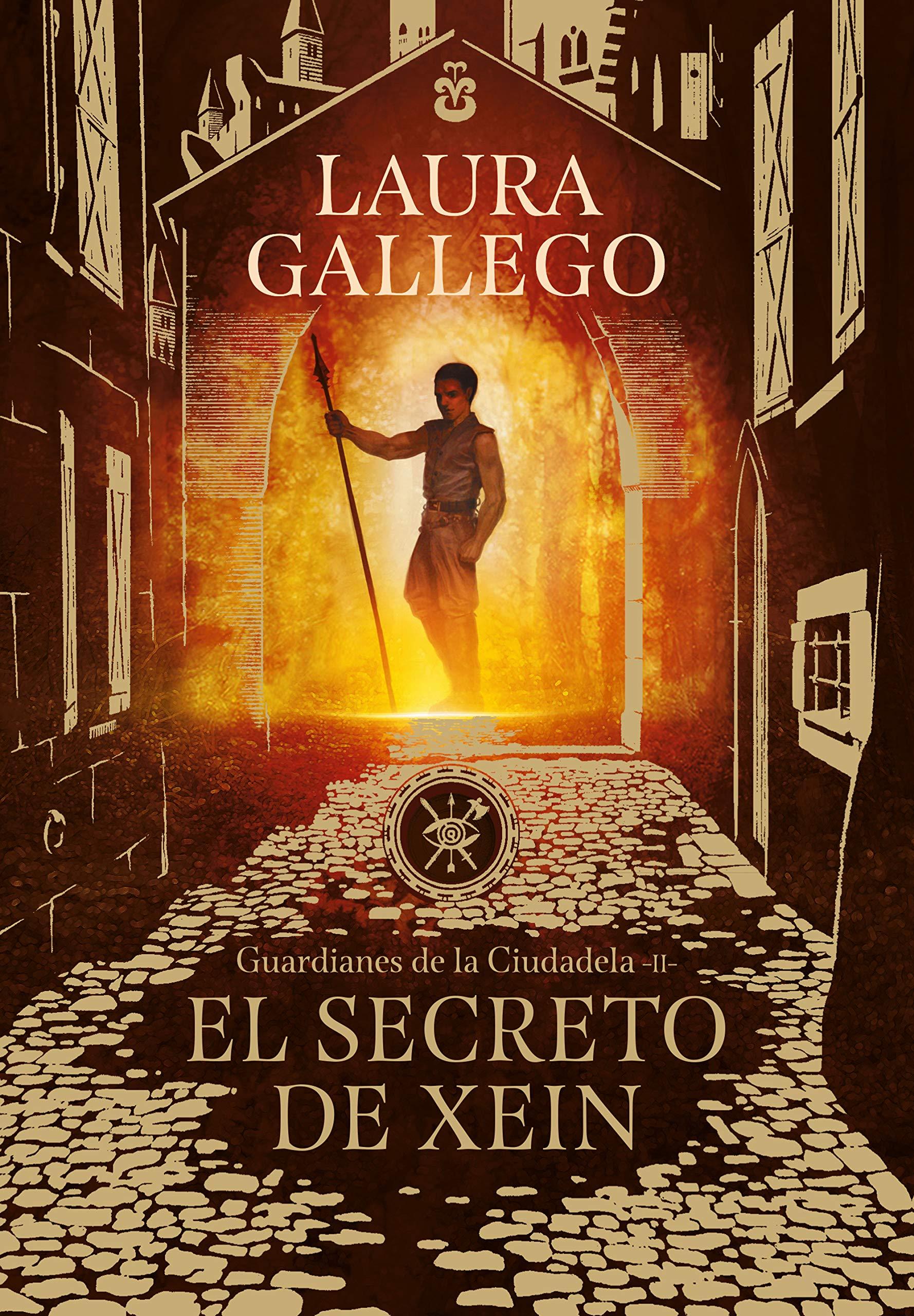 El secreto de Xein (Guardianes de la Ciudadela 2): Amazon.es: Laura  Gallego: Libros