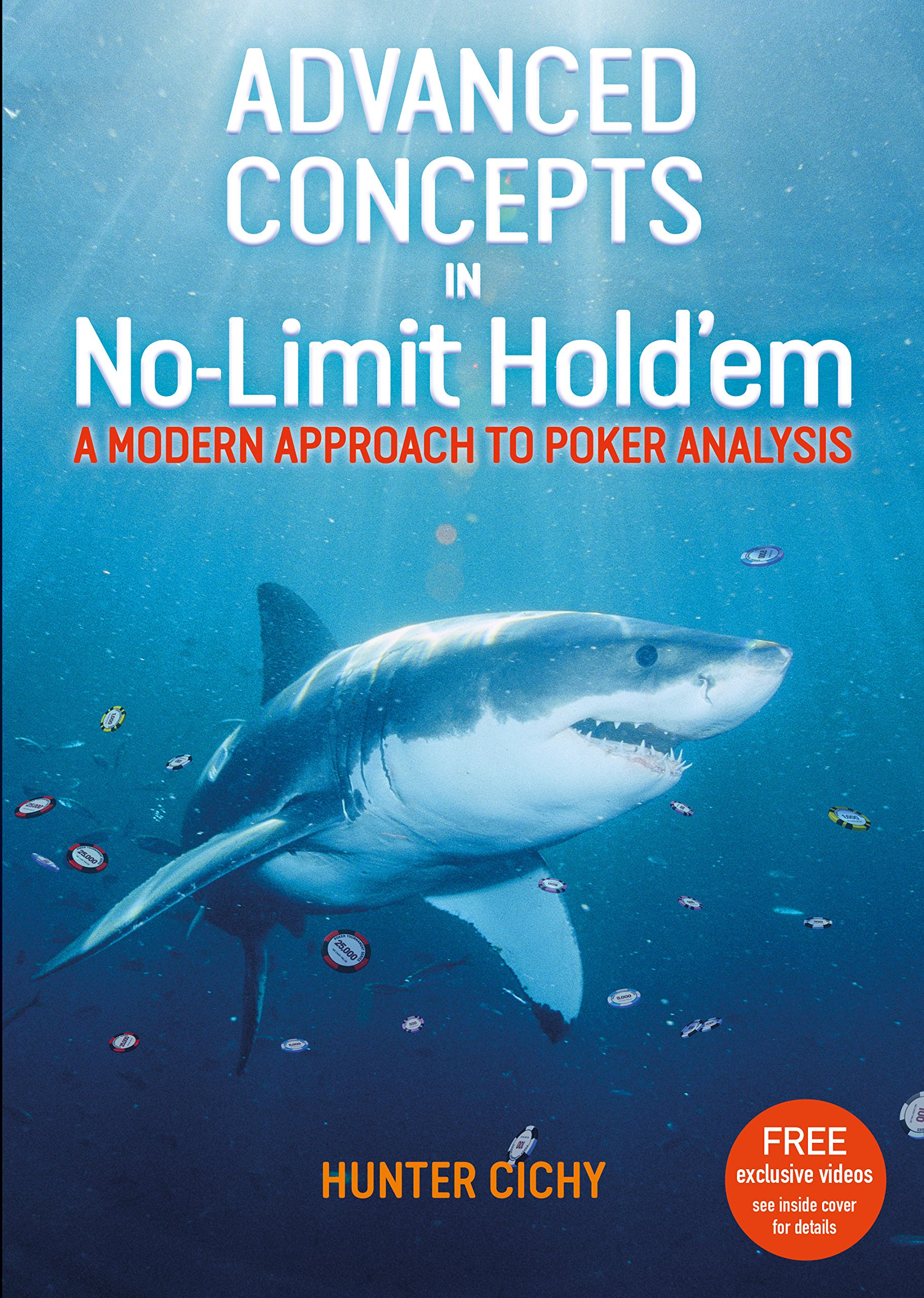 Download Advanced Concepts in No-Limit Hold'em: A Modern Approach to Poker Analysis pdf epub