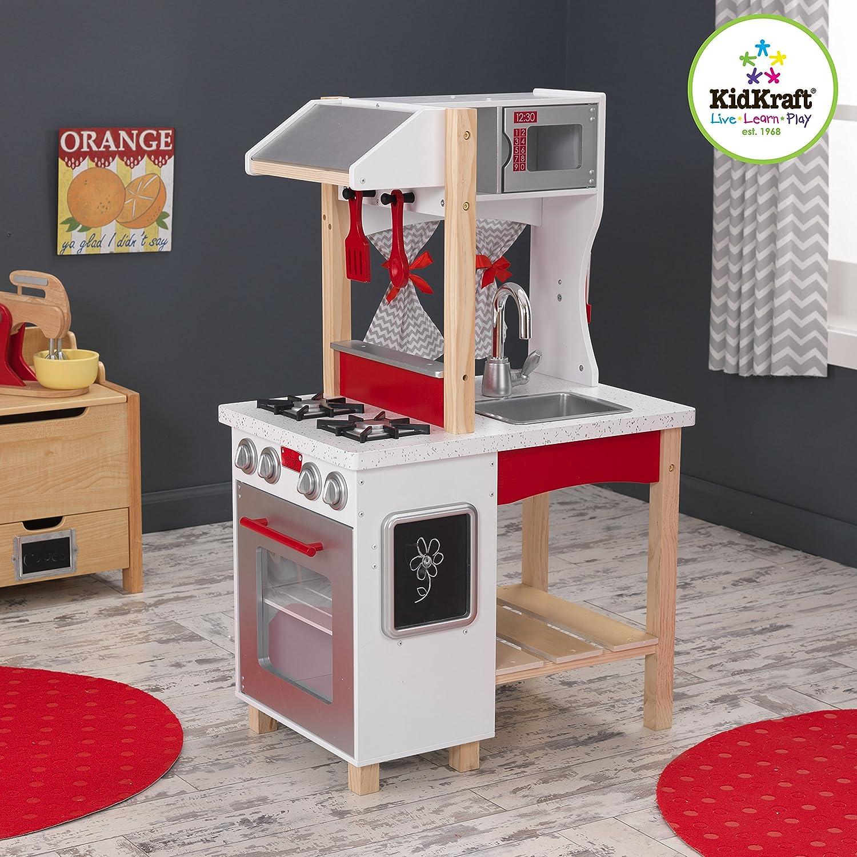KidKraft 53330 - Moderne Kücheninsel: Amazon.de: Spielzeug