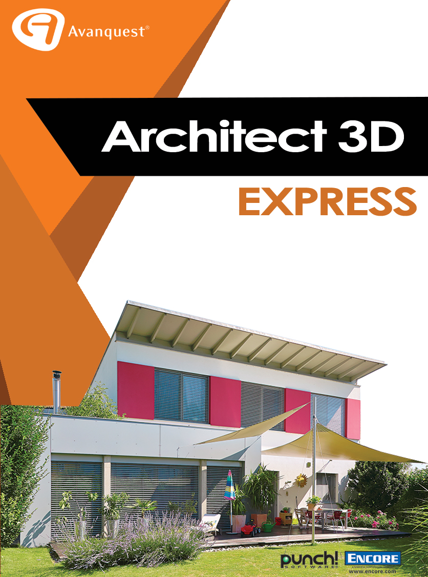 Architect 3D Express 2017 (V19) [Download]: Amazon.co.uk: Software