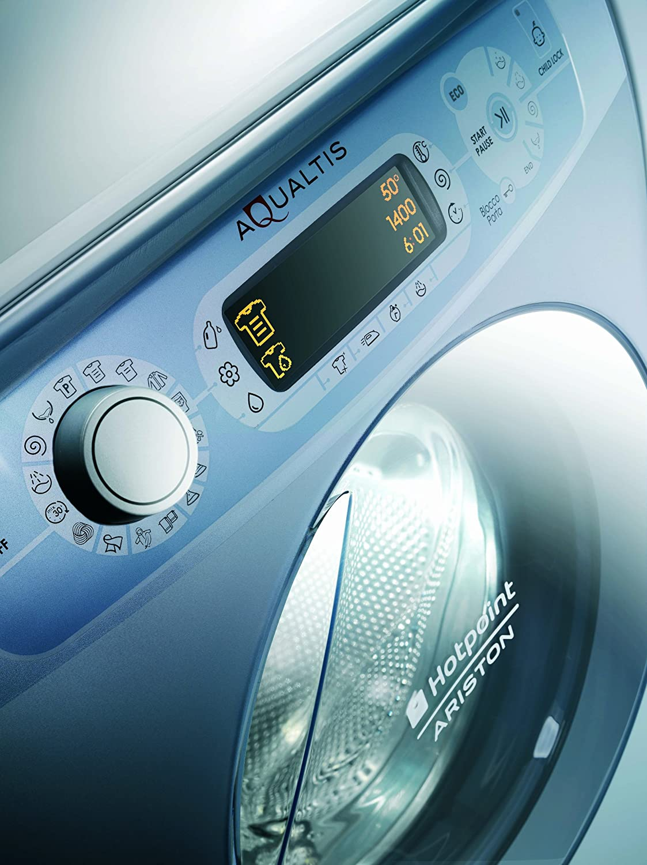 Hotpoint-Ariston Aqualtis AQ9F 49 U (EU) - Lavadora (0 kWh, LCD ...