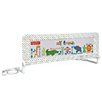 Fisher Price Foldable Bed Rail Guard, 150X58 Cm, 5ft (Multicolour)