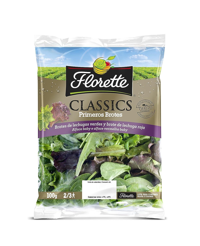 Florette Ensalada Brotes Classics - 100 gr: Amazon.es: Alimentación y bebidas