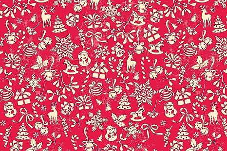 Christmas Gift Wrap Design.100yellow Gift Wrapping Paper Christmas Gift Printed