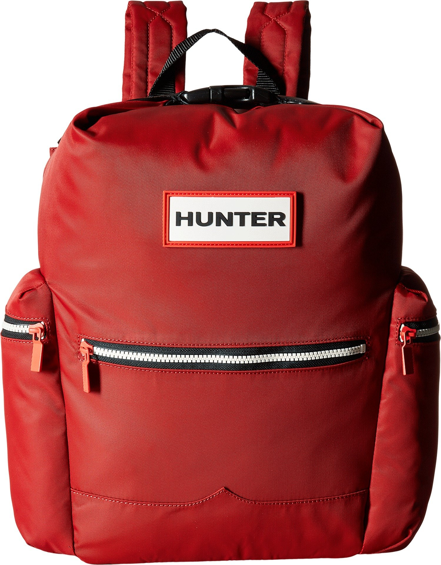 Hunter Unisex Original Backpack Nylon Military Red Backpack