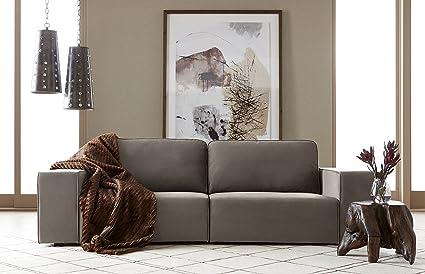 Serta Truman Sofa, Chenille Fabric, Banning Fawn