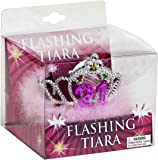 Forum Novelties Flashing Birthday Tiara #21 Novelty Item