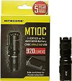 Nitecore MT10C EDC für 1x CR123 Batterie mit XM-L2 LED und 920 Lumen