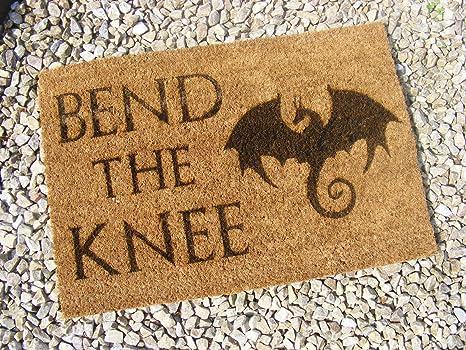 Game of Thrones inspir/é Paillasson 60 x 40 cm en fibre de coco