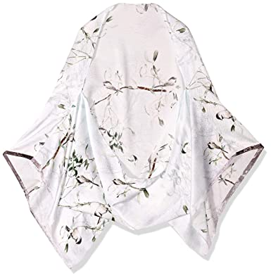 c92b48e896f827 Image Unavailable. Image not available for. Color  Ted Baker London Women s  Matea Cape Scarf ...