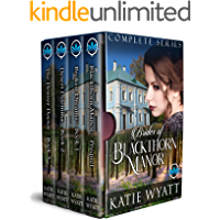 Brides of Blackthorn Manor Complete Series (Box Set Complete Series Book 49)