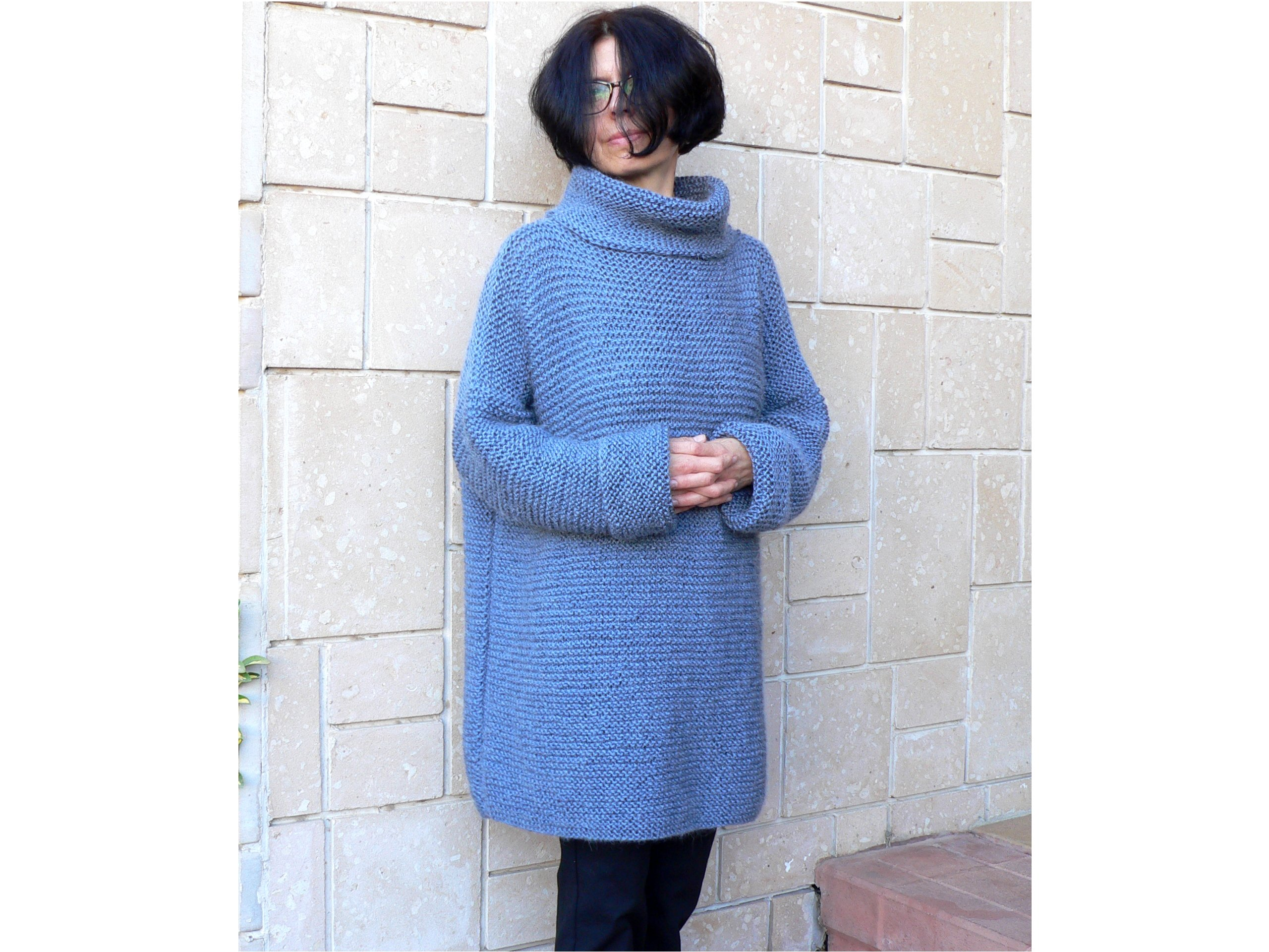 Women Bulky Sweater