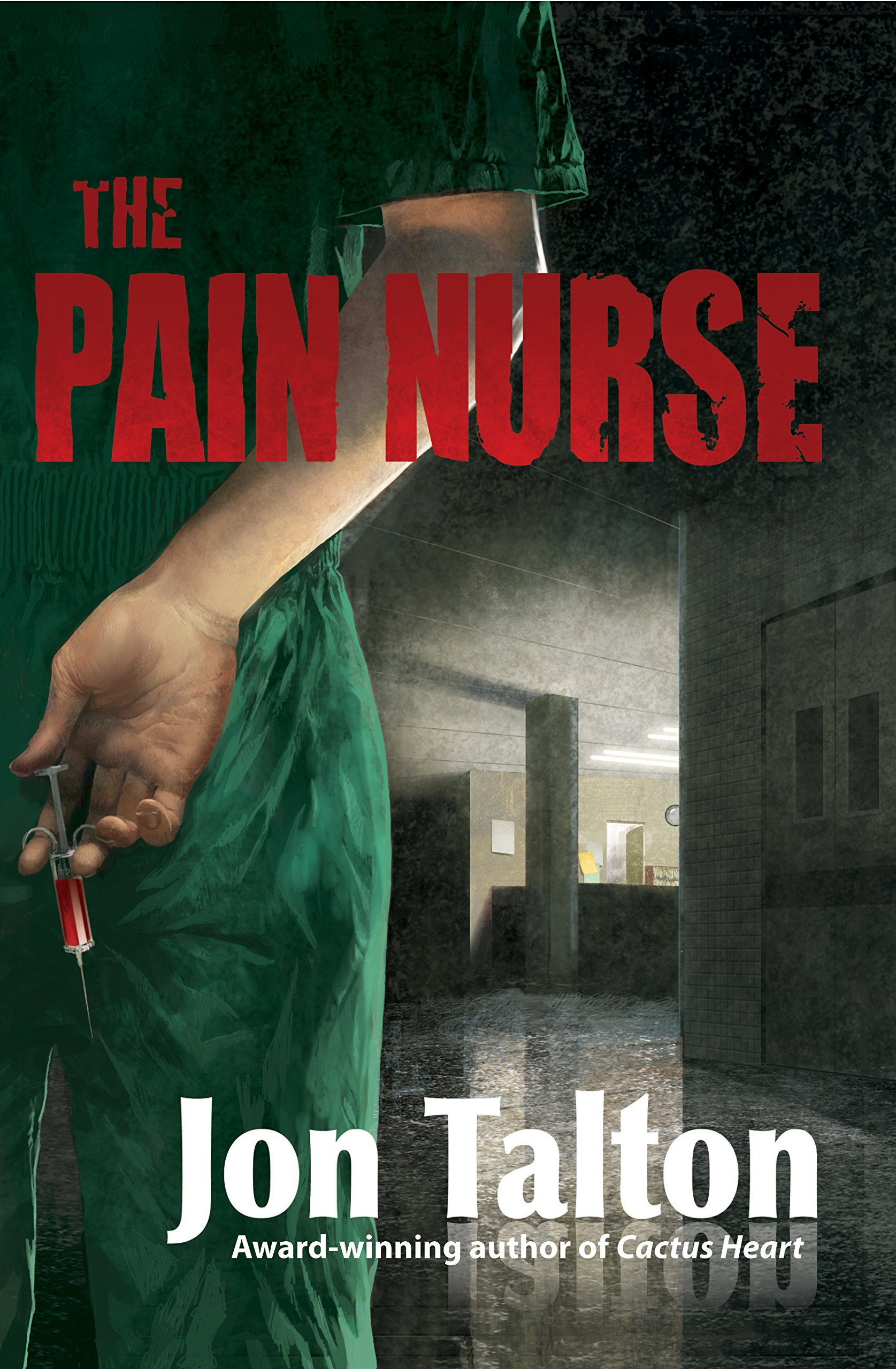 Download The Pain Nurse (Cincinnati Casebooks) PDF