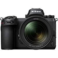 Nikon Z7 4K Ultra HD Mirrorless Digital Camera with 24-70mm Lens + Nikon Mount Adapter