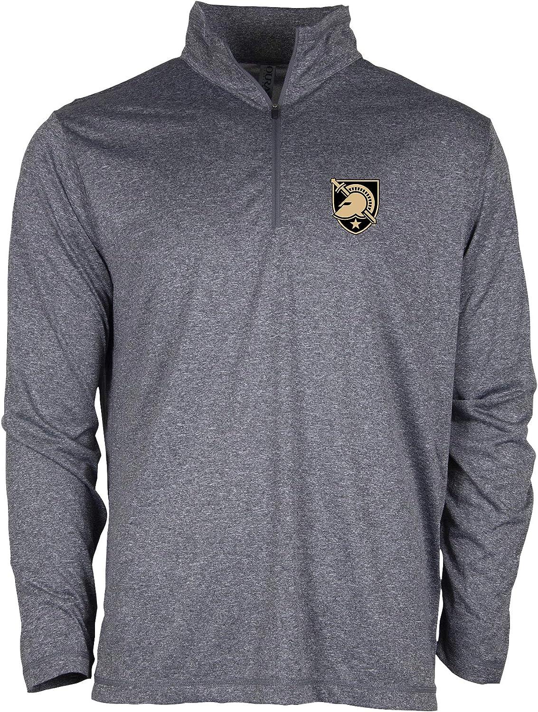 Ouray Sportswear NCAA mens Confluence 1//4 Zip