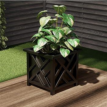 Pure Garden 13-inch Outdoor Planter