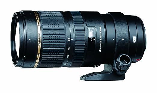 c072b4e94ac Amazon.com : Tamron SP 70-200MM F/2.8 DI VC USD Telephoto Zoom Lens for  Canon EF Cameras (Model A009E) : Camera Lenses : Camera & Photo