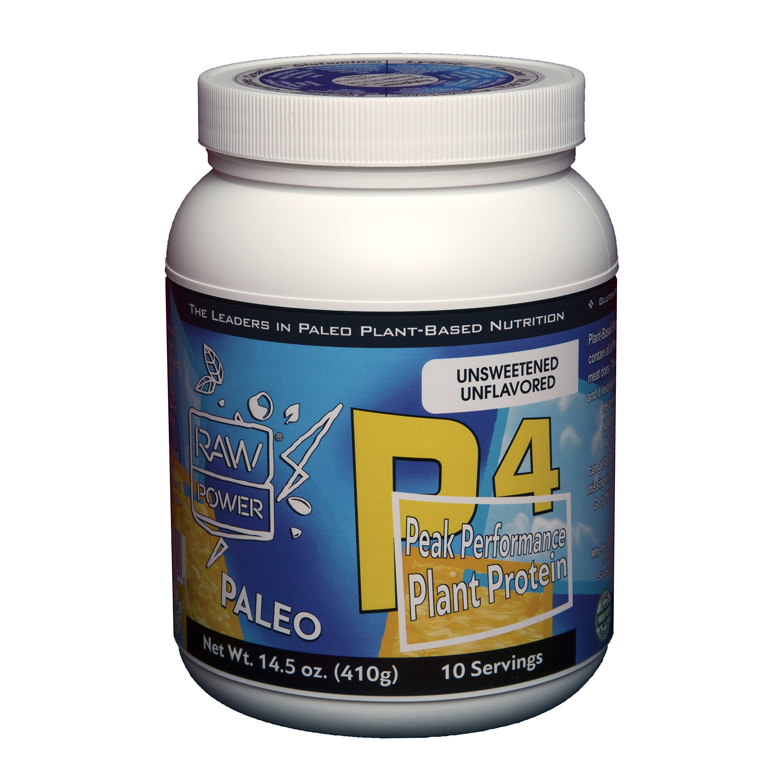 The Best Protein Powder on The Planet: More Balanced & Complete Than Meat (But Vegan) Paleo Organic Pumpkin Seed Protein + 11 Vital Nutrients Lacking In Most Diets -10 Servs - Unsweetened Unflavored by Body Symphony