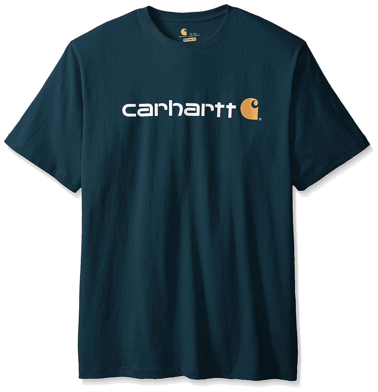 Carhartt SHIRT メンズ B015OXFFDO 3L|Stream Blue Stream Blue 3L