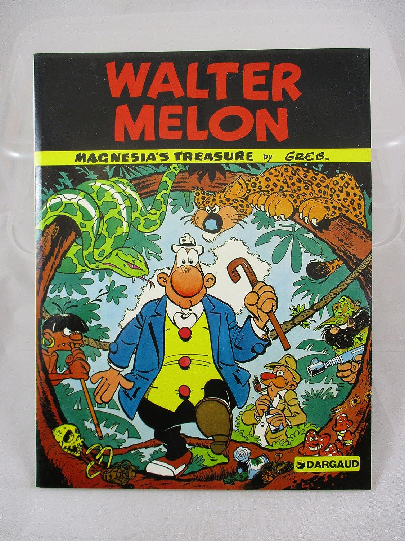 Walter Melon Magnesias Treasure By GREG Comic Book Dargaud ...