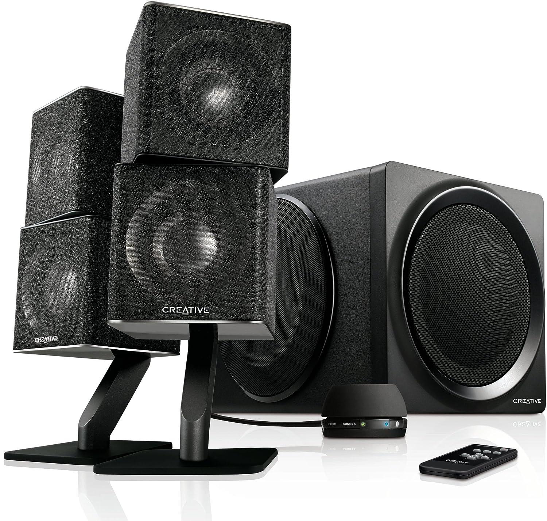 Creative Labs Creative T6 Series II Black B0090X2LVO