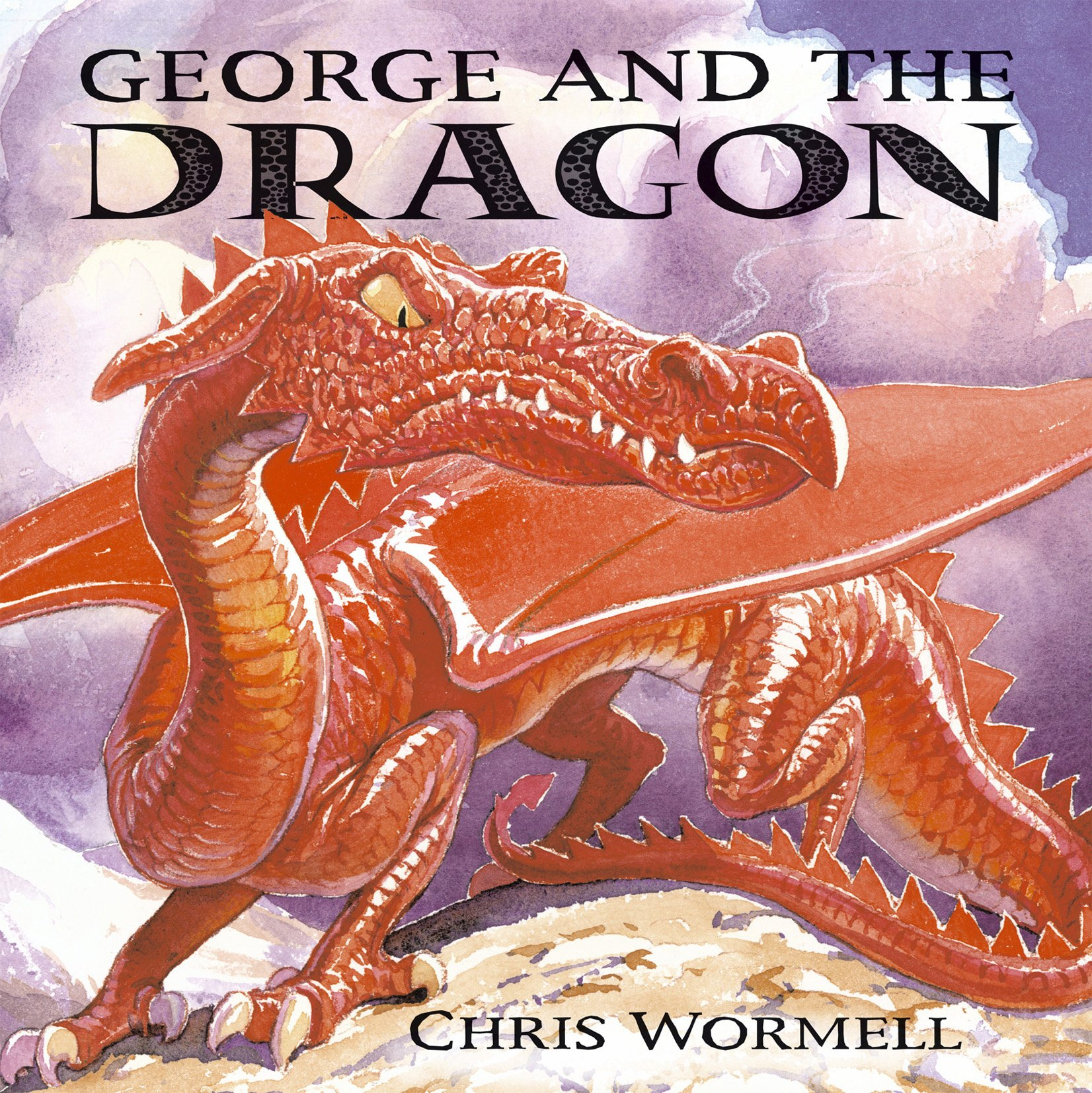 Image result for george and the dragon