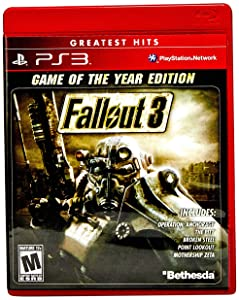 Fallout 3 - PlayStation 3 Game of the Year Edition