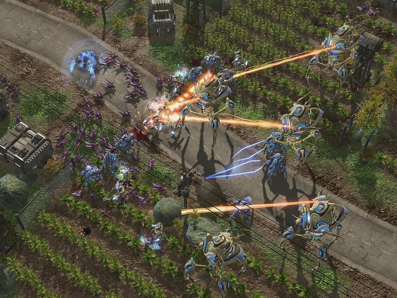 Amazon com: Starcraft II: Wings of Liberty Collector's