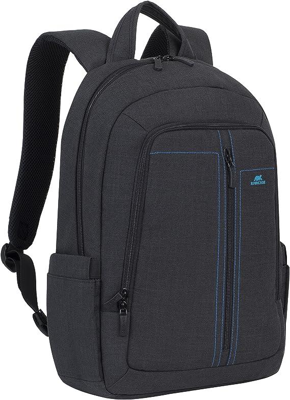 Rivacase Notebook Rucksack Bis 15 6 Stilvolle Tasche Computer Zubehör