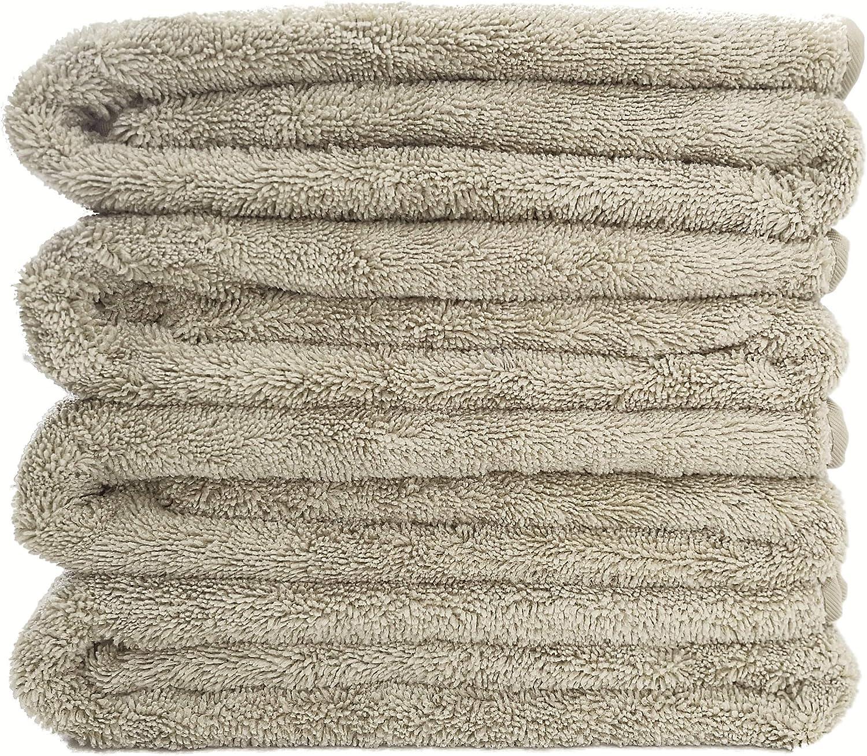 Best bath towels-Best for children: Polyte Quick-Dry Lint Free Microfiber Towel