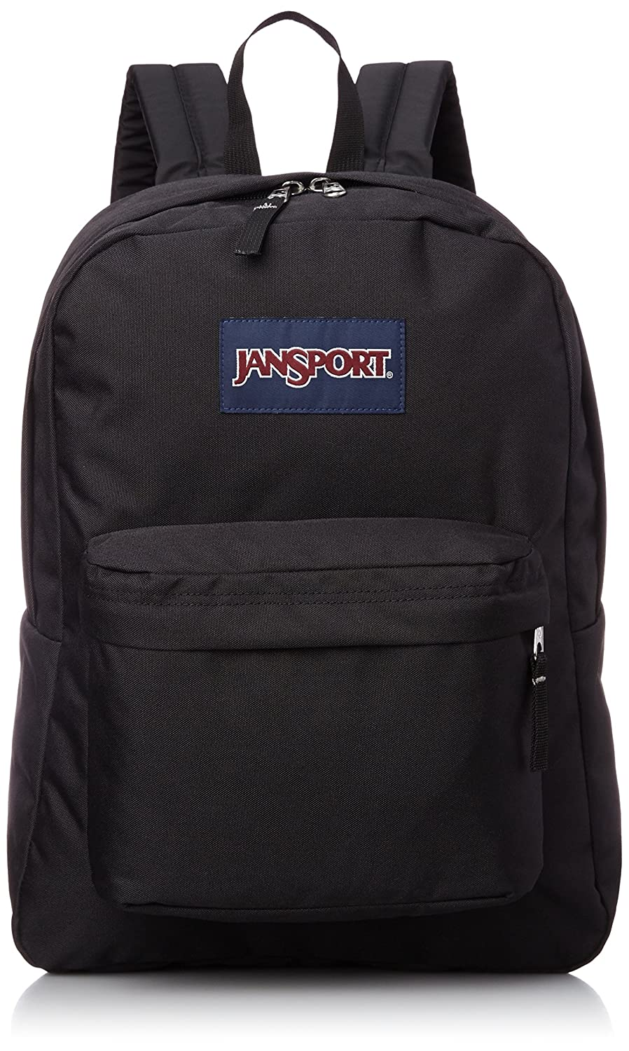 Amazon.com: JanSport T501 Superbreak Backpack - Black: Clothing