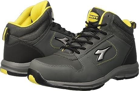 Zapatos de Trabajo Unisex Adulto Diadora D-Brave Hi S3 HRO
