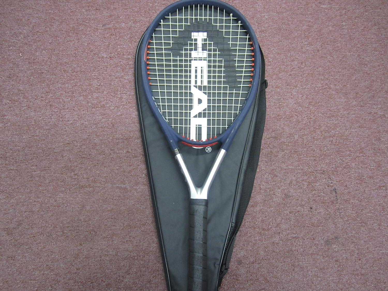 B0000AQAEP HEAD Ti.S5 CZ Prestrung Tennis Racquets () 91jmAyszNNL