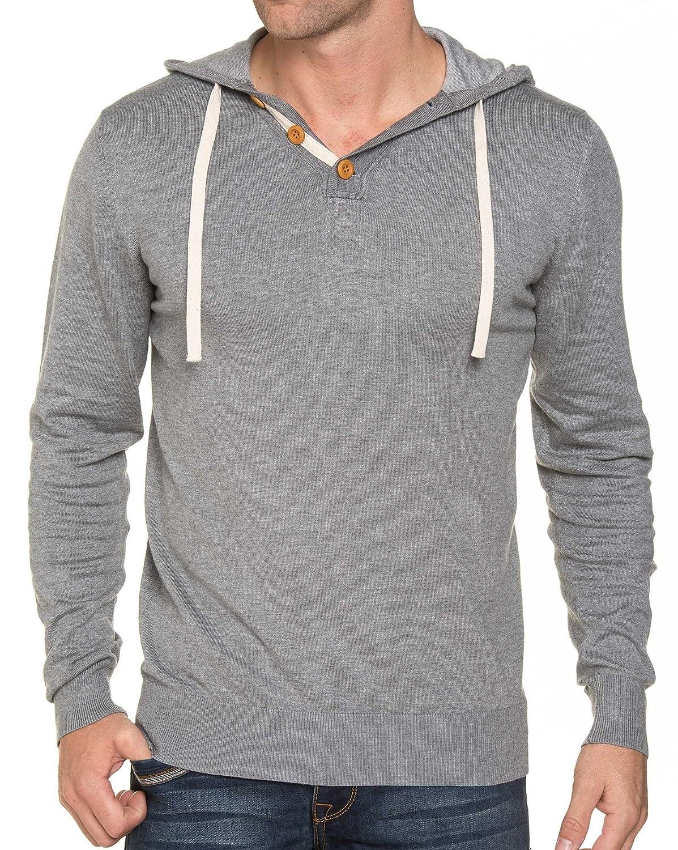 BLZ jeans - Fine knit sweater Light Grey