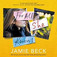 For All She Knows: Potomac Point, Book 3